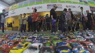 【RC Car Drift】TeamHongKong @ R.C.D.C FEMCA R/C Drift Asia Championship 2016