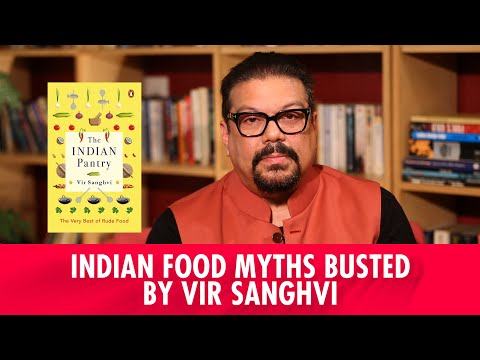 Why Is Kerala Cuisine The Best In India? | Vir Sanghvi Unravels Popular Indian Food Myths