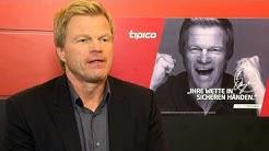 Tipico Werbespot Interview mit Oliver Kahn - Fussballwetten.TV