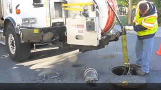 Keep It Clean Denver presents Day in the Life of a Vacuum Truck
