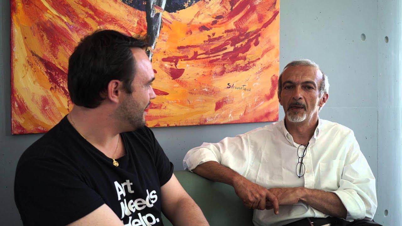 Interview Alexandre GASPAROV par Benoit Menut