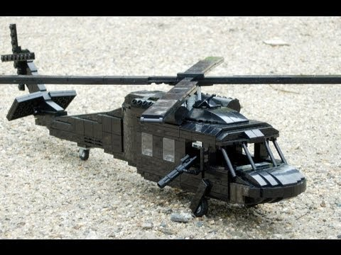 lego custom helicopter with Watch on AM General HMMWV also Custom 2Cpowers besides Avatar Sa2 Samson likewise Brickmania Vietnam War Kit Archive together with 14995509737.