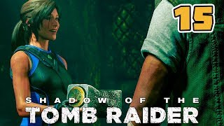 SKRZYNIA ODNALEZIONA! | Shadow of the Tomb Raider PL (15) | Vertez