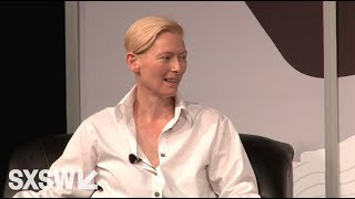 A Conversation with Tilda Swinton (Full Session) | Film 2014 | SXSW