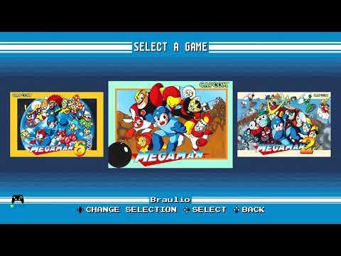 CSG Quick Look: Mega Man Legacy Collection | 1st Half |