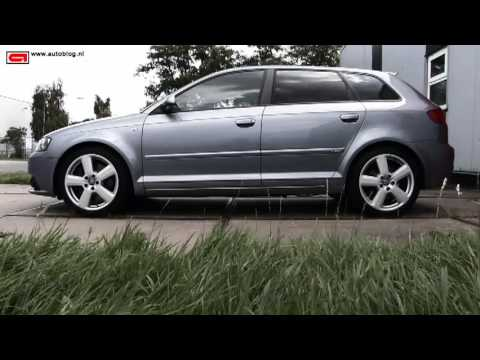 audi a3 3 2 v6 turbo 460 hp youtube. Black Bedroom Furniture Sets. Home Design Ideas