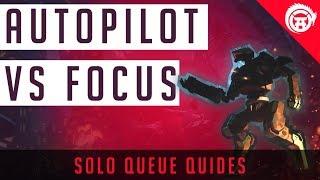 Overwatch Autopilot vs Focus - How To Win More and Gain SR   OverwatchDojo