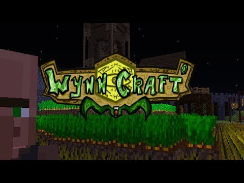 Minecraft: Wynncraft quests w/ MrSebbelonien -
