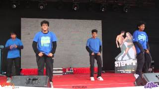Street Dance Finals - HR College at Umang 2014 | Team - 8