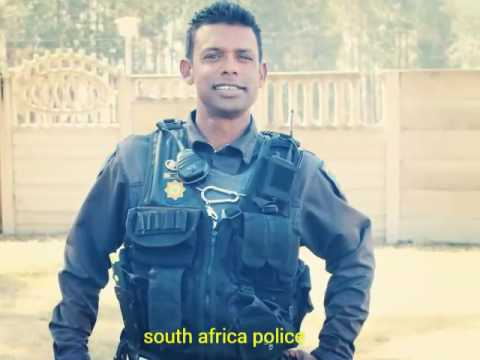 The south African police