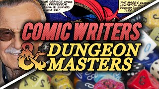 Are Comic Book Characters Like D&D Players? | Idea Channel | PBS Digital Studios