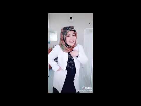 Yeni Türk türbanlı kızlar Tik Tok paylaşımları 2019