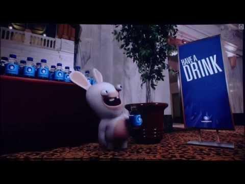 Ubisoft's 'Hilarious' Rabbids Show Opener - E3 2014 - Eurogamer