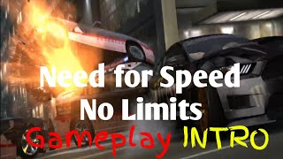 Need for Speed No Limits - INTRO