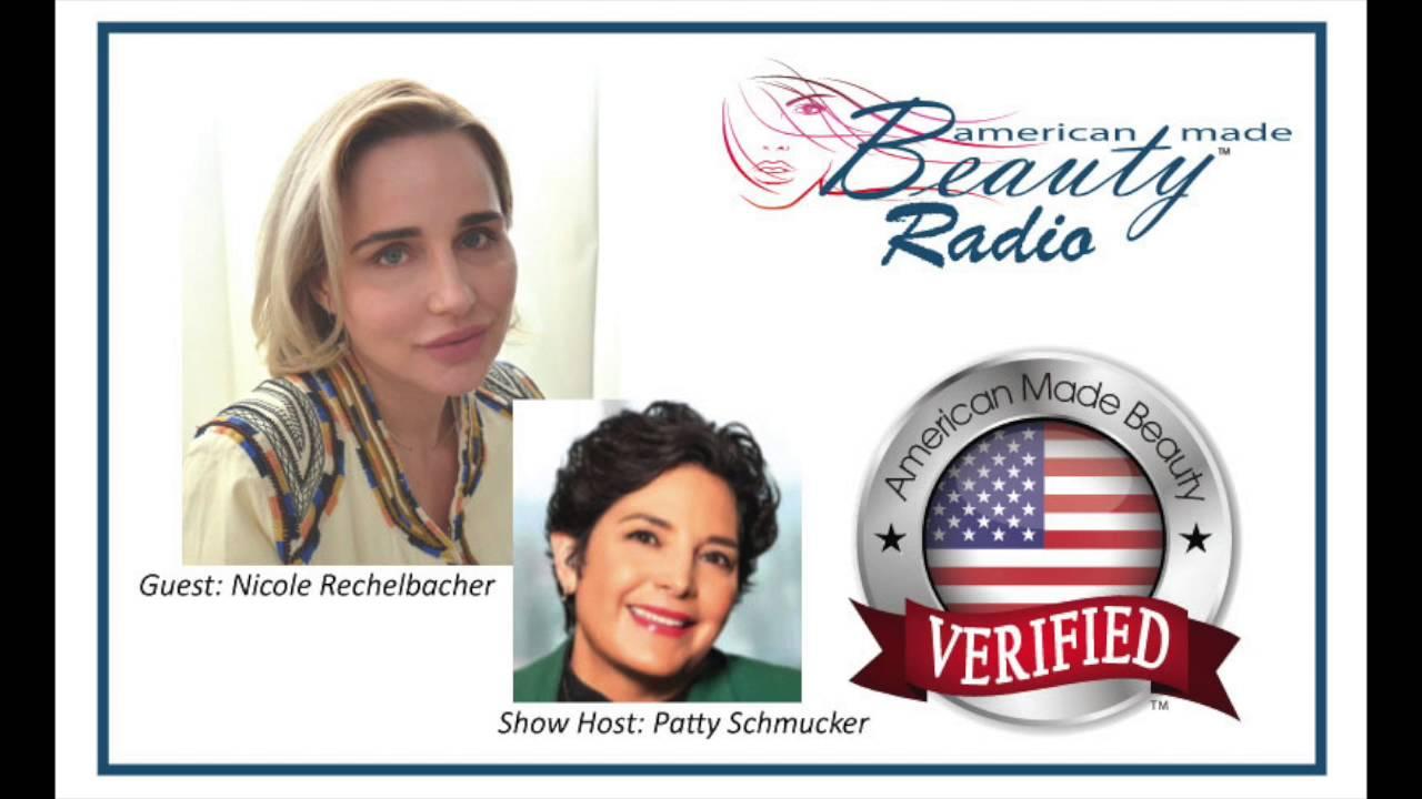 Nicole Rechelbacher On Radioamb Youtube
