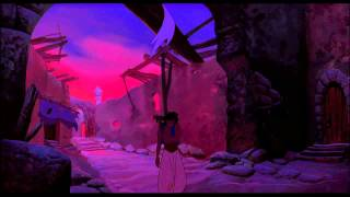 Damien STRAKER - Je Vole (reprise) - Aladdin