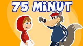 MIX - NIEZNAJOMY - ŚPIEWAJĄCE BRZDĄCE 75 MINUT PIOSENEK DLA DZIECI