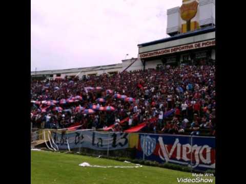 deportivo Quito 1-0 espoli  gol narrado la positiva