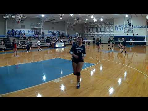 Baron Bash 100519 HH vs Thomas Sumter Academy Set 3