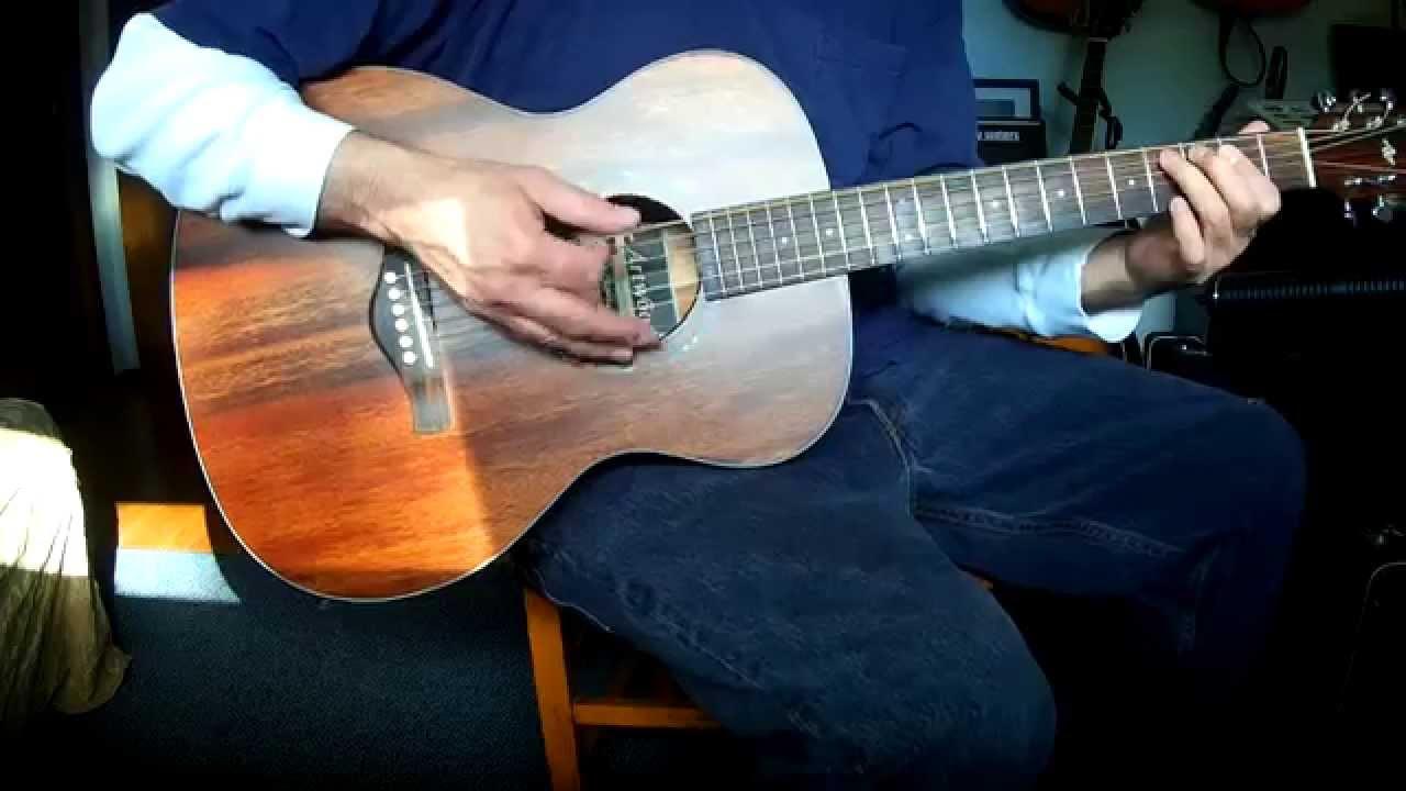 ac 240 opn ibanez acoustic guitar after saddle lowed youtube. Black Bedroom Furniture Sets. Home Design Ideas