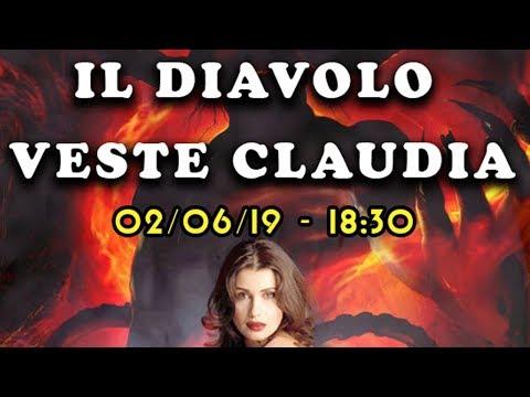 Il Diavolo Veste Claudia - Live Twitch