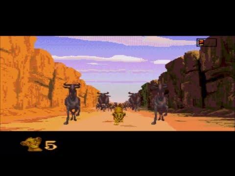 Un clásico! | The lion king Gameply#1 (SEGA) |  Maxi 264
