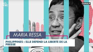 Philippines : elle défend la liberté de la presse - Bonsoir ! du 01/06  - CANAL+