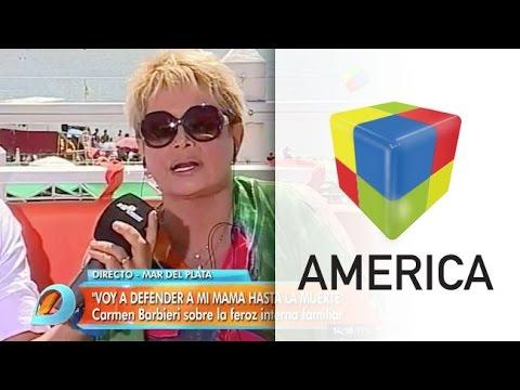 Carmen adelantó que irá a la Justicia por el caso del audio de su madre