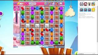 candy crush saga level 1497 no booster 3 stars 448 k pts