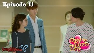 Video [Recap] Fated to Love You (Korean Drama, 2014) - Episode 11 download MP3, 3GP, MP4, WEBM, AVI, FLV Januari 2018