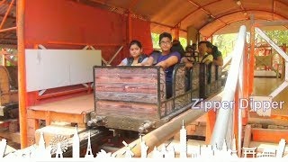 essel world zipper dipper, 7 wonders of mumbai amusement park , maharastra tourism