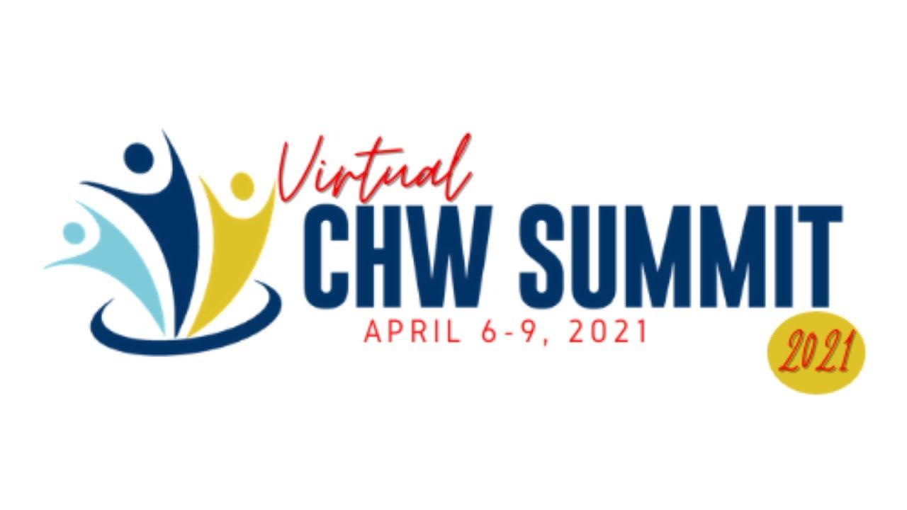 1 Week to the Virtual CHW Summit!