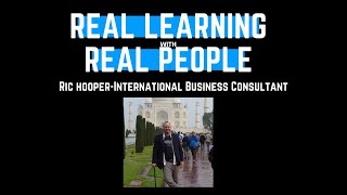 International Business Consultant Ric Hooper Talks Overcoming Hardship and Being True to Yourself