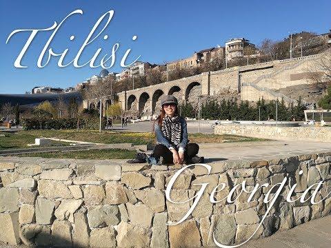 Georgia: Our New Favorite City - Tbilisi - DiDi's Adventures Episode 36