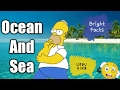 What is Difference Between Ocean And Sea Urdu Hindi