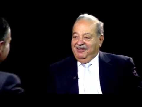 ENTREVISTA UIT: Carlos Slim Helú, Laureado, WTIS Award 2014