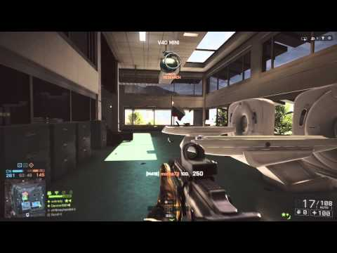 Battlefield 4: Domination 25-6 Gameplay No Commentary