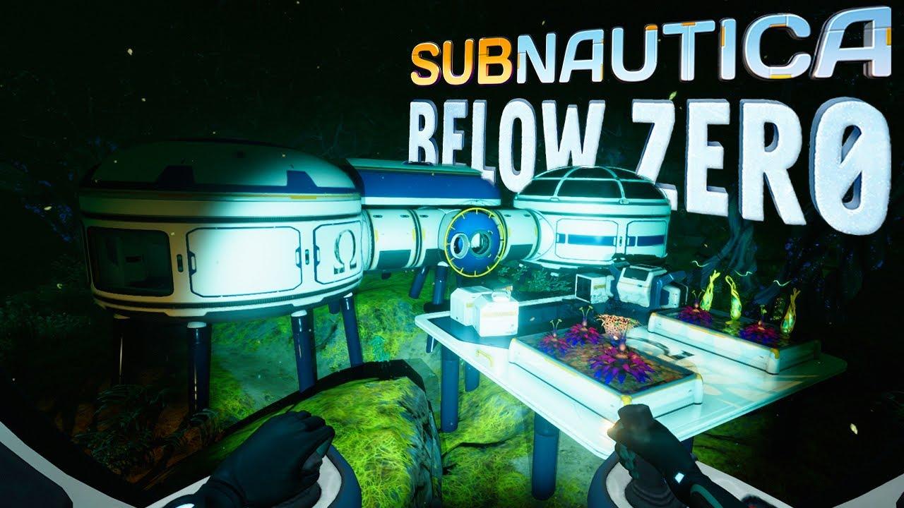 """船員が襲撃された""""Ωオメガ基地""""に隠された衝撃の真実とは…!?「Subnautica Below Zero」実況プレイ #5"""