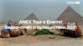 ANEX Tour в Египте 2021 Видео отчёт о путешествии