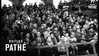 Selected Originals - Bordeaux - British Athletes Defeat France (1955)