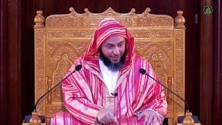 قصة جميلة للقاضي المهيب و الشاعر الداهية - الشيخ سعيد الكملي