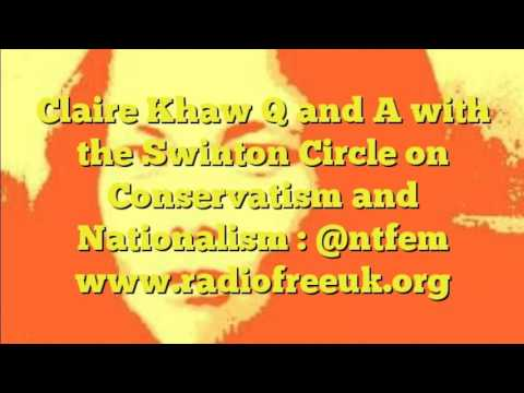 Claire Khaw Q and A with the Swinton Circle on Conservatism and Nationalism (8 of 17)