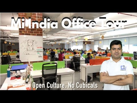 Xiaomi India Bangalore Office Tour On Ninebot | Gadgets To Use