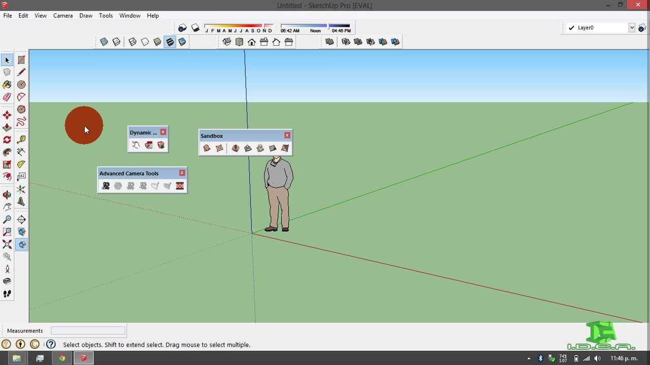 Sketchup 2013 youtube for Sketchup 2013