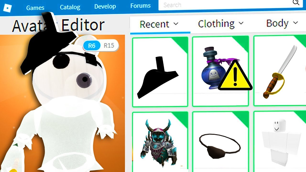 PIGGY DISGUISE TROLLING!! | Pretending To Be FAKE GHOSTY In Roblox PIGGY!!