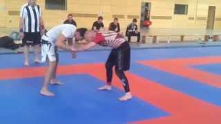 Grappling Games 2014 Volkan Demir (Fight Team Kodiak BJJ/MMA Ulm) Finale