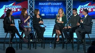Make It Count: GOP Supporters Debate