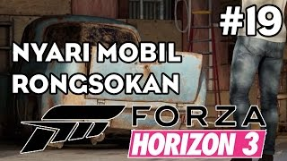 Barn Find Pakai Mobil Mr Bean - Forza Horizon 3 Indonesia Gameplay #19