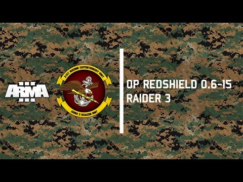 Joint OP w/2nd Arma Rangers | 31st MEU | Arma 3 Co-op Realism Gameplay