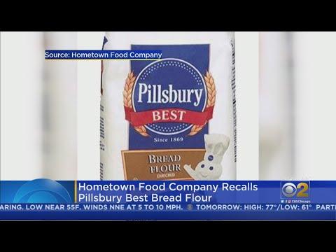 Lance Houston - RECALLS: Pillsbury and Ragu